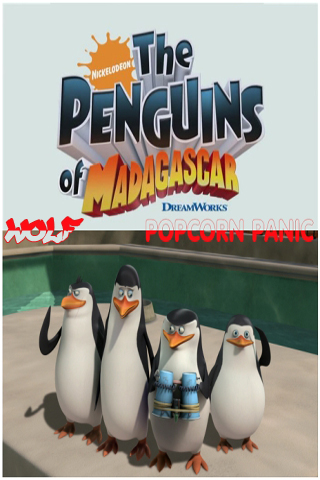 Пингвины из Мадагаскара: Паника из-за попкорна