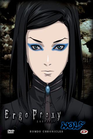 Эрго Прокси / Ergo Proxy (все 23 серии)